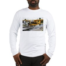 Beaver float plane Long Sleeve T-Shirt