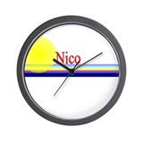 Nico Wall Clock