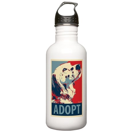 Adopt Stainless Water Bottle 1.0L