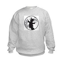 Fool Moon Puppetry Arts logo Sweatshirt
