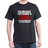 Exciting zombie apocalypse T-Shirt