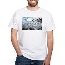 Portage Glacier, Alaska (with caption) Shirt