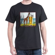 Hungary Beer Label 11 T-Shirt