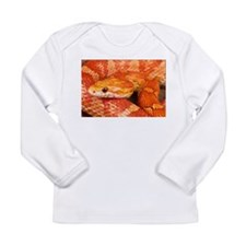 Corn Snake Long Sleeve Infant T-Shirt