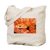 Corn Snake Tote Bag