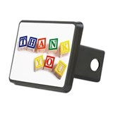 Thankyou.jpg Rectangular Hitch Cover