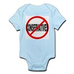 Anti / No Conservatives Infant Bodysuit