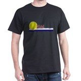 Nikhil Black T-Shirt