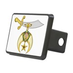 ShrinersLogo.jpg Rectangular Hitch Cover