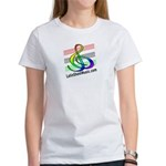 LatinSheetMusic Women's T-Shirt