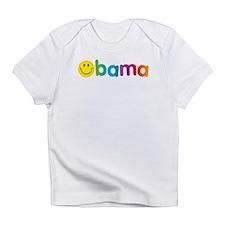 Obama Smiley Face Infant T-Shirt