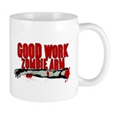 Cabin in the Woods Zombie Arm Coffee Mug