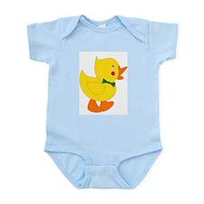 Duckie Infant Bodysuit