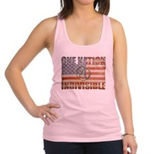 One Nation Indivisible Racerback Tank Top