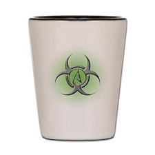 Toxic Atheist Shot Glass