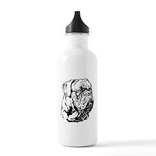 Dogue De Bordeaux. Sports Water Bottle