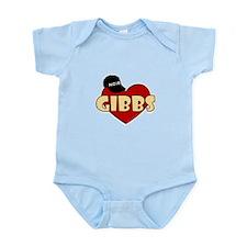 NCIS Gibbs Infant Bodysuit