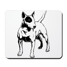 English Bull Terrier Mousepad