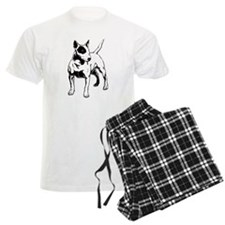 English Bull Terrier Pajamas