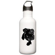 Staffordshire Bull Terrier Water Bottle