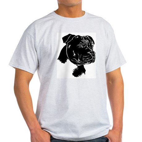 Staffordshire Bull Terrier Light T-Shirt