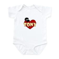 NCIS Tony Infant Bodysuit