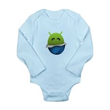 Official Android Unwrapped Gear Baby Suit
