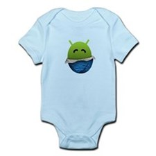 Official Android Unwrapped Gear Onesie