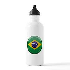 Brazilian Button Water Bottle