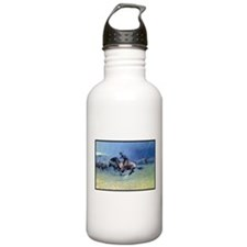 The Stampede, 1908.png Water Bottle