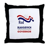 Blagojevich 06 Throw Pillow