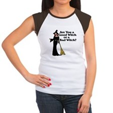 Good witch or BAD witch Tee