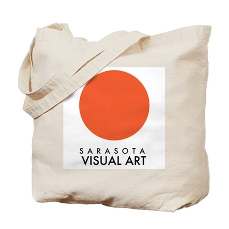 Sarasota Visual Art Tote Bag