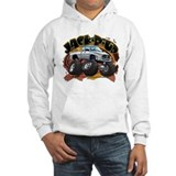 White Jack-R-Up Ram Jumper Hoody