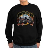 White Jack-R-Up Ram Sweatshirt