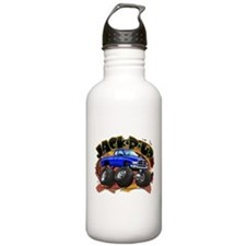 Blue Jack-R-Up Ram Water Bottle