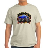 Blue Jack-R-Up Ram T-Shirt