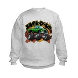 Green Jack-R-Up Ram Sweatshirt
