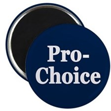 """Pro-Choice 2.25"""" Magnet (10 pack)"""