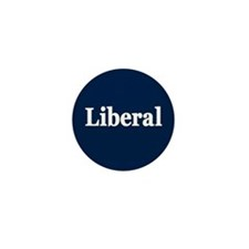 Liberal Mini Button (10 pack)