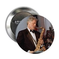 "Bill Clinton 2.25"" Button"