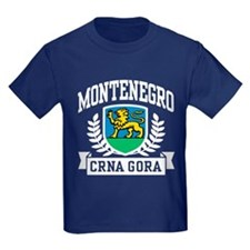 Montenegro Coat of Arms T