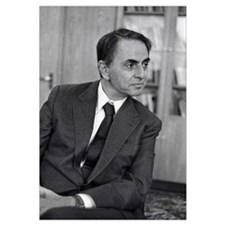 Carl Sagan, US astronomer