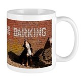 No Barking Mug