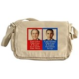 Give Obama 8 Years Messenger Bag