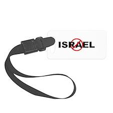 Anti / No Israel Luggage Tag