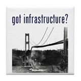 Got Infrastructure? Tile Coaster