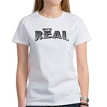 They're Real Women's T-Shirt