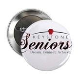"Keystone National High School Seniors 2.25"" Button"