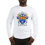 Yorston Coat of Arms Long Sleeve T-Shirt
